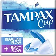 TAMPAX Multipack Normal Flow + Heavy Flow - Menstruační kalíšek