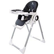 SUN BABY FIDI Black - Jídelní židlička