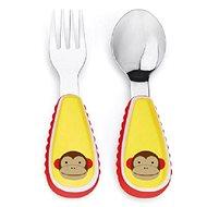 Skip hop Zoo Příbor - Opička - Dětský příbor