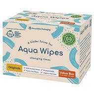 AQUA WIPES ECO BOX 12× 64pcs - Baby Wet Wipes