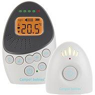 Canpol babies Elektronická dětská chůva obousměrná EasyStart Plus - Dětská chůvička