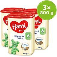 Hami Pokračovací mléko 6+ 3× 800 g - Kojenecké mléko