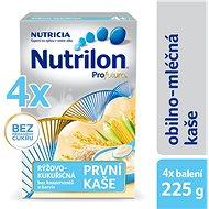 Nutrilon Profutura Rice-Corn Porridge with Milk 4× 225g - Milk pudding