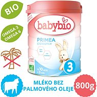 BABYBIO PRIMEA 3 Bio 800 g - Kojenecké mléko