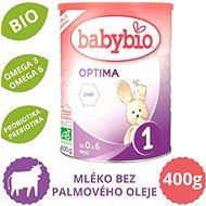 BABYBIO OPTIMA 1 Bio 400 g - Kojenecké mléko