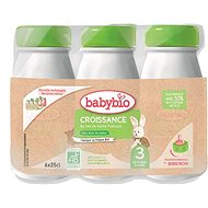 BABYBIO Croissance 3 Bio 6× 250 ml - Kojenecké mléko
