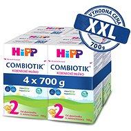 HiPP 2 BIO Combiotik 4× 700 g - Kojenecké mléko