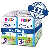 HiPP 3 Junior Combiotik 4× 700 g - Kojenecké mléko