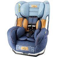NANIA ERIS Premium 0–25 kg Denim Blue - Autosedačka