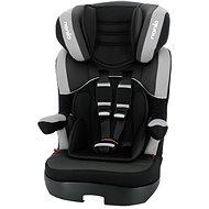 NANIA MYLA Premium 9–36 kg Black - Autosedačka