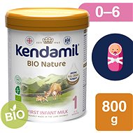 Kendamil kojenecké BIO mléko 1 DHA+  (800 g) - Kojenecké mléko