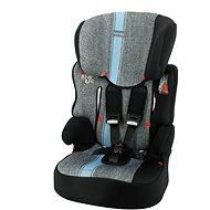 NANIA Beline First Linea Grey Blue 9-36kg - Car Seat