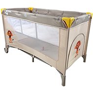 COSING ADAM with Adjustable Positions - Lion Beige - Travel Bed