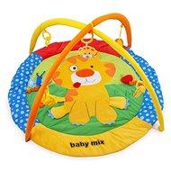 BABY MIX Hrací deka s hrazdou - Tygřík - Hrací deka