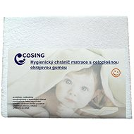 COSING Hygienický chránič s membránou 120 × 60 cm - bílá  - Chránič matrace
