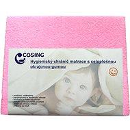 COSING Hygienický chránič s membránou 120 × 60 cm - růžová - Chránič matrace