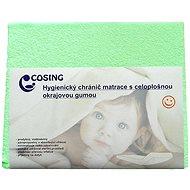 COSING Hygienický chránič s membránou 120 × 60 cm - zelená - Chránič matrace