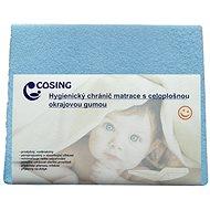 COSING Hygienický chránič s membránou 120 × 60 cm - modrá - Chránič matrace