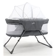 ASALVO Folding Baby Cot MINI - Travel Bed