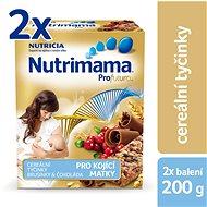 NUTRIMAMA Profutura cereální tyčinky Brusinky & Čokoláda 2× 200 g - Sušenky