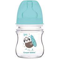 Canpol babies EXOTIC ANIMALS 120 ml modrá