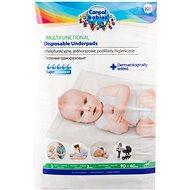 Canpol babies Jednorázové přebalovací podložky 10 ks - Přebalovací podložka