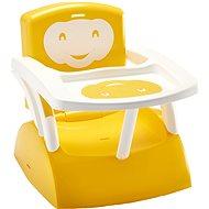 THERMOBABY Skládací židlička Pineapple - Jídelní židlička