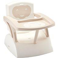 THERMOBABY Skládací židlička Off White - Jídelní židlička