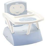 THERMOBABY Skládací židlička Baby Blue - Jídelní židlička