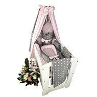 BabyTýpka Stars pink sada XL - Startovací sada pro miminko