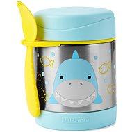 Skip Hop Zoo Termoska na jídlo Žralok 325 ml, 12m+ - Dětská termoska