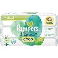 PAMPERS Coconut Pure 126 ks