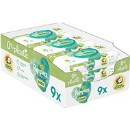 PAMPERS Coconut Pure 378 Pcs - Baby Wet Wipes