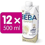 BEBA COMFORT 2 HM-O Liquid 12× 500 ml - Tekuté kojenecké mléko