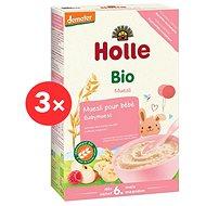 HOLLE BIO Babymüsli kaše 3× 250 g - Nemléčná kaše