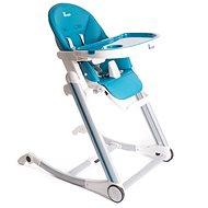 Bo Jungle B-High Chair modrá - Jídelní židlička