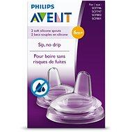 Philips AVENT Hubičky pro hrnečky Premium/Grippy silikon 6m+, 2 ks - Dětský hrnek