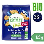 Good Gout BIO Butter animals 120 g - Cookies for Kids