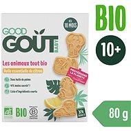 Good Gout BIO Lemon animals 80 g - Cookies for Kids