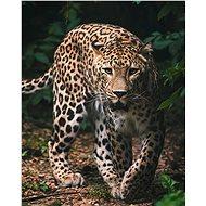 """Jerry Fabrics Mikroflanelová deka Leopard """"Green"""" - Deka do kočárku"""