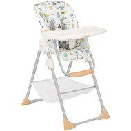 JOIE Snacker 2in1 Pastel Forest - Jídelní židlička