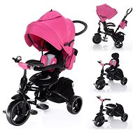 ZOPA Citi Trike Candy Pink - Tricycle
