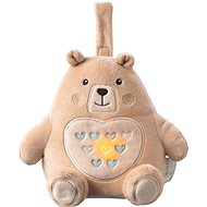 Tommee Tippee Noční světlo s hudbou Grofriend Bennie the Bear - Noční světlo