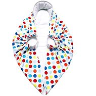SNUGGLEBUNDL Multifunctional Blanket for Car Seats - Cheerful Polka Dot - Blanket