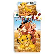Jerry Fabrics ložní povlečení - Lví Král - Dětské povlečení