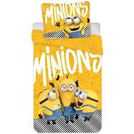 Jerry Fabrics ložní povlečení - Mimoni 2 Yellow - Dětské povlečení
