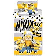 Jerry Fabrics ložní povlečení - Mimoni 2 Banana - Dětské povlečení