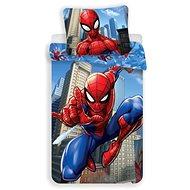 """Jerry Fabrics ložní povlečení - Spider-man """"blue 02"""" - Dětské povlečení"""