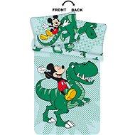 Jerry Fabrics ložní povlečení - Mickey dino baby - Dětské povlečení