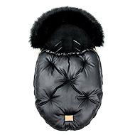 Floo for Baby  Alaska shine black/black - Fusak do kočárku